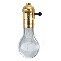 Giá bán Edison E26/E27 Screw Bulb Gold With Switch (Intl)