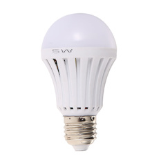 Giá bán White LED Bulb Rechargeable Emergency Light (Intl)