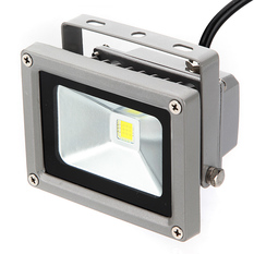 Giá bán 10w High Power LED Outdoor Flood Wash Light Lamp DC12V Pure White (Intl)