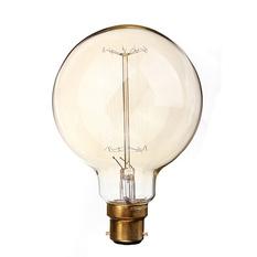Giá bán 110V 40W Vintage Antique Edison Style Carbon Filamnet Clear Glass Bulb (Intl)