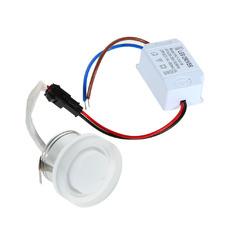 Giá bán 1W White LED Ceiling Lamp Barrel Lamp Ceiling Lighting (Intl)