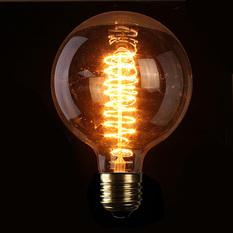 Giá bán 2PCS E27 60W 220V Light Bulbs Vintage Retro Industrial Style Edison Lamp (Intl)