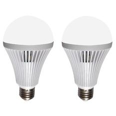 Giá bán Bộ 02 bóng đèn LED Bulb tích điện thông minh Smartcharge 9W