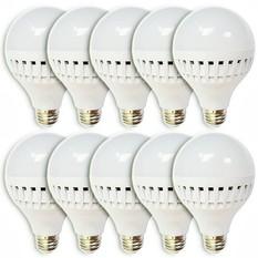 Giá bán Bộ 10 bóng đèn LED 9W (Trắng sáng)