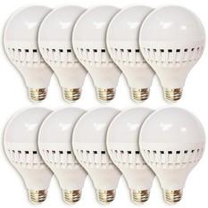 Giá bán Bộ 10 bóng đèn LED 9W (Vàng sáng)