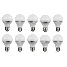 Giá bán Bộ 10 bóng đèn LED búp 7W (Vàng)