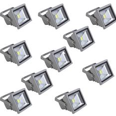 Giá bán Bộ 10 đèn pha led Rinos RNP620 20W