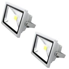 Giá bán Bộ 2 đèn pha led Rinos RNP610 10W