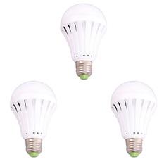 Giá bán Bộ 3 bóng đèn LED tích điện thông minh 7W (Trắng)