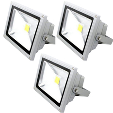 Giá bán Bộ 3 đèn pha led Rinos RNP610 10W