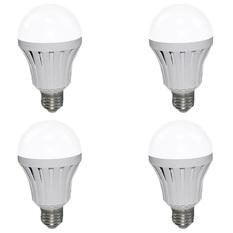 Giá bán Bộ 4 bóng đèn LED Bulb tích điện thông minh Smartcharge 12W kèm điện trở