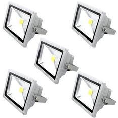 Giá bán Bộ 5 đèn pha led Rinos RNP610 10W