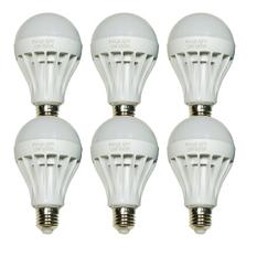 Giá bán Bộ 6 bóng đèn Led Bulb 12W (Ánh sáng trắng)