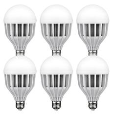 Giá bán Bộ 6 bóng đèn Led Bulb 18W (Ánh sáng trắng)