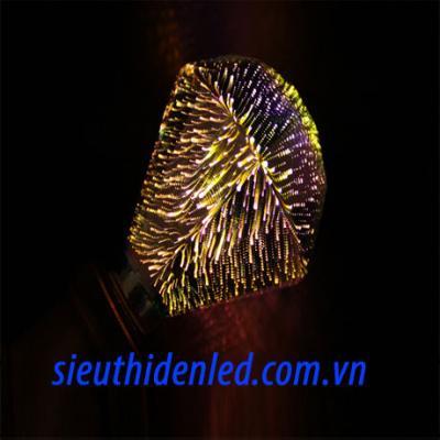 Bóng đèn trang trí kim cương 3D-DLB05