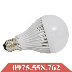 Bóng LED Tròn Tích Điện 9W
