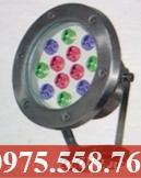 Đèn Âm Nước HB 12W 3 Màu