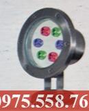 Đèn Âm Nước HB 6W 3 Màu