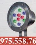 Đèn Âm Nước HB 9W 3 Màu