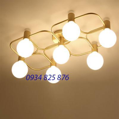 Đèn Áp Trần Thủy Tinh-LT208
