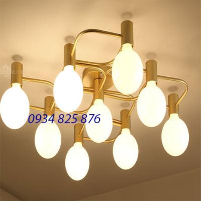 Đèn Áp Trần Thủy Tinh-LT211-9