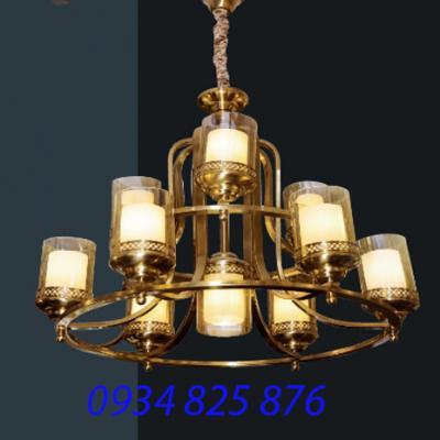 Đèn Chùm Hợp Kim Sang Trọng-HL15023-10