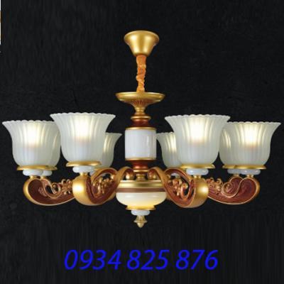 Đèn Chùm Hợp Kim Sang Trọng-HL369-8