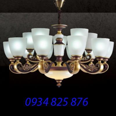 Đèn Chùm Hợp Kim Sang Trọng-HL370-15