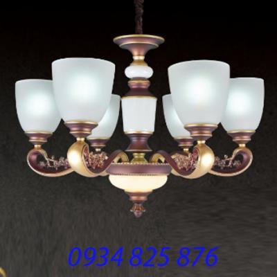 Đèn Chùm Hợp Kim Sang Trọng-HL370-6