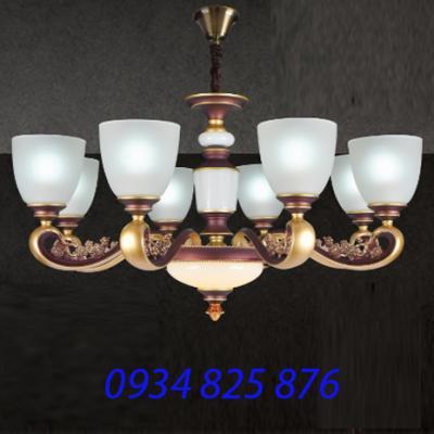 Đèn Chùm Hợp Kim Sang Trọng-HL370-8