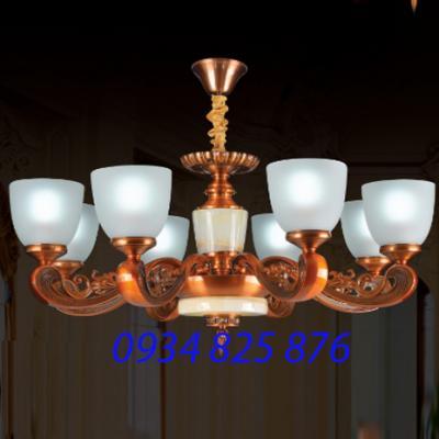 Đèn Chùm Hợp Kim Sang Trọng-HL375-8