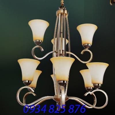 Đèn Chùm Hợp Kim Sang Trọng-HL8383-9
