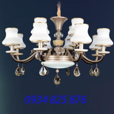 Đèn Chùm Hợp Kim Sang Trọng-HL9966-12