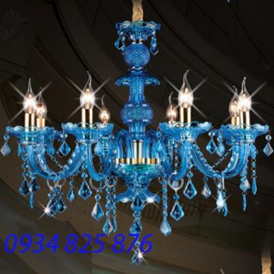 Đèn Chùm Pha Lê-HF8116-8
