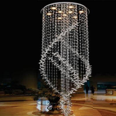 Đèn Chùm Pha Lê Thông Tầng-HF1318-9