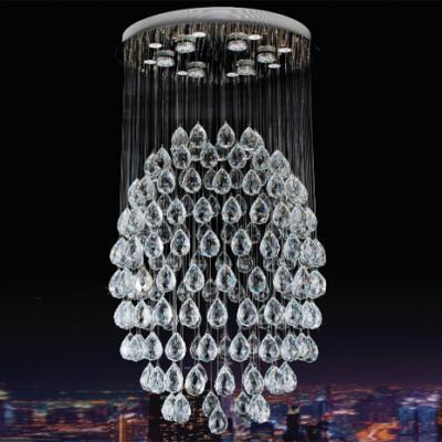 Đèn Chùm Pha Lê Thông Tầng-HF5089
