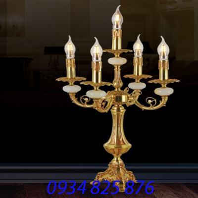 Đèn Để Bàn Thân Đồng-HF001-5