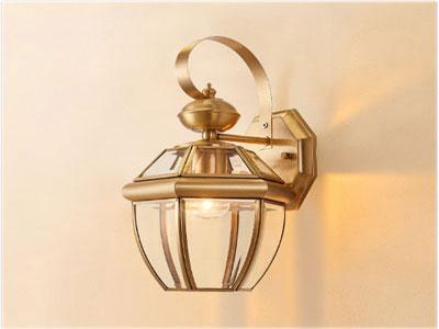 Đèn Đồng Gắn Vách HF6001