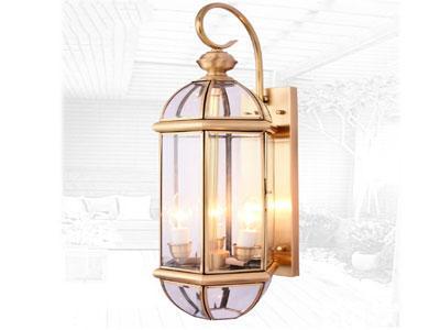 Đèn Đồng Gắn Vách HF6007L