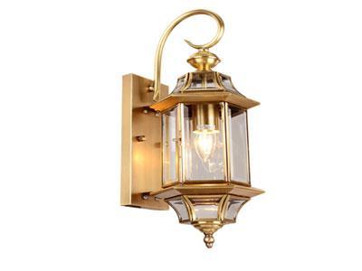 Đèn Đồng Gắn Vách HF6008M