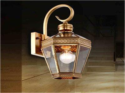 Đèn Đồng Gắn Vách HF6011