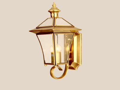 Đèn Đồng Gắn Vách HF6024