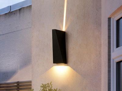 Đèn  Gắn Tường Ngoài Trời LT355