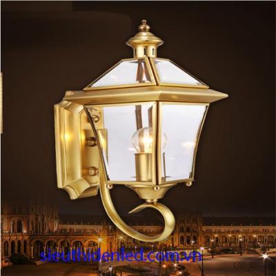 Đèn Gắn Tường Vách Nội Ngoại Thất-DL420