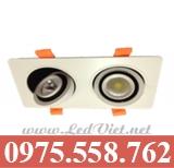 Đèn LED Âm Trần COB R5-10W
