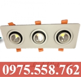 Đèn LED Âm Trần COB R5-15W