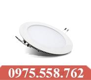 Đèn LED Âm Trần KPC 6W Tròn