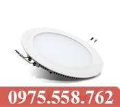 Đèn LED Âm Trần KPC 9W Tròn