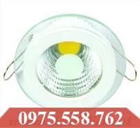 Đèn LED Âm Trần R4 COB 12W