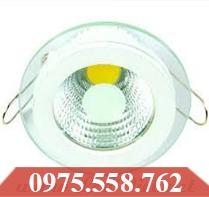 Đèn LED Âm Trần R4 COB 16W